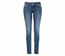 'Pansy Slim' Slim-fit-Jeans blue denim