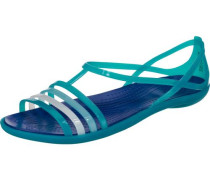 Sandaletten 'Isabella' blau / türkis