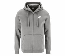 Kapuzensweatjacke 'nsw Hoodie Fullzip Fleece Club'