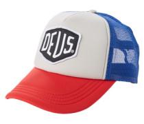 Cap 'Baylands' blau / rot / weiß
