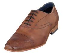 Business Schuhe ocker
