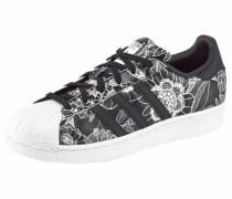 Sneaker Superstar creme / schwarz