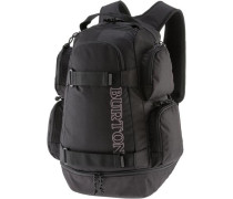 'distortion Pack X' Daypack schwarz