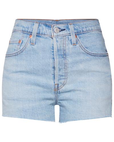 Shorts '501' blue denim