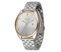 Armbanduhr 'Bullet' (Ziffernblatt: 34 mm) gold / rosé / silber