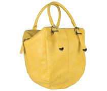 Schultertasche 'Cara' Vintage gelb