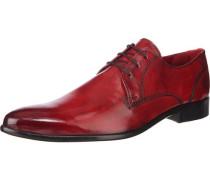 Business Schuhe 'Toni 1 ' rot