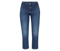 'Naomie' Jeans blau