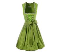 Dirndl kurz in frischem Farbton grün