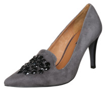 High Heel Pumps grau