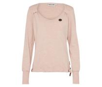 Sweatshirt 'Big Dudelsack Flavour' rosa