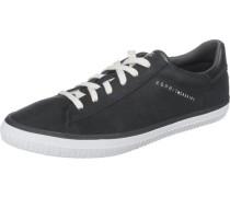 Flacher Sneaker 'Riata' schwarz
