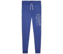 Pyjamahose »Hilfiger athletic pant« blau / weiß