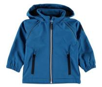 Nitalfa Softshell-Jacke blau