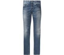 Jeans Rosi Skinny Fit comfort stretch für Mädchen Bundweite... blue denim