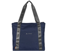 Adays Adisa M Shopper Tasche 33 cm Laptopfach blau
