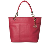 TOMMY HILFIGER Tommy Hilfiger Handtaschen »TH SIGNATURE TOTE« rot