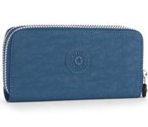 Basic Uzario Geldbörse blau