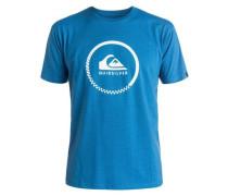T-Shirt »Classic Active Logo« blau