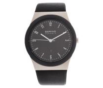 Armbanduhr 32235-447 schwarz