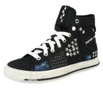 'Magnete exposure IV' High Sneaker schwarz