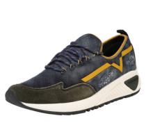 Sneaker 'S-Kby' indigo / oliv