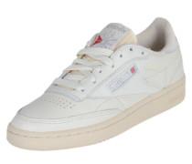 Sneaker 'Club c 85 vintage' weiß