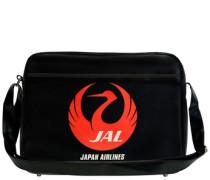 Tasche 'Japan Airlines' schwarz