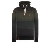 Pullover oliv / schwarz
