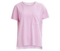 Schlichtes T-Shirt rosa