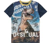 Shirt für Jungen blau