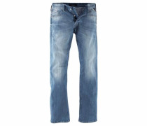 »Waitom« Regular-fit-Jeans hellblau