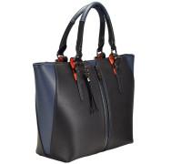 Conner Shopper Tasche schwarz