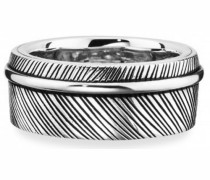 Ring »feather C4199R/90/00/62« silber