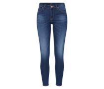 Skinny Jeans 'Jodee' blau