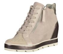 Sneaker bronze / puder