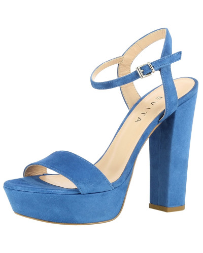 Sandalette 'Stefania' royalblau