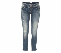 Ankle Skinny Denim 'Georget' blue denim