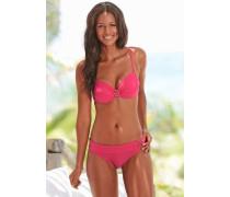 Bügel-Bikini pink