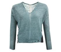 Pullover 'impro' smaragd