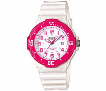 Collection Quarzuhr »Lrw-200H-4Bvef« pink / weiß
