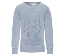 Sweatshirt nitstarwars Lord blau