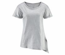 T-Shirt 'Caya' silber
