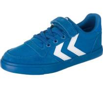 Sneakers himmelblau