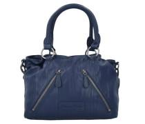 Handtasche 'Luisa Nappa' blau