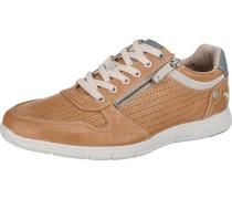 Sneakers hellbraun