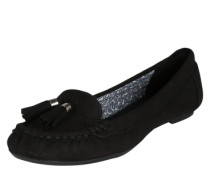 Slipper 'Lotto' schwarz
