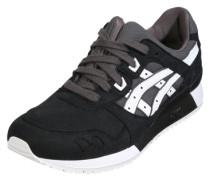 Sneaker 'Gel-Lyte Iii' anthrazit / weiß