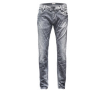 Jeans 'Spike' grau
