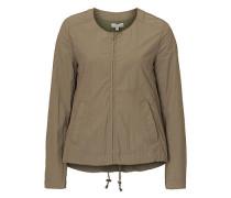 Jacke im Blouson-Stil khaki